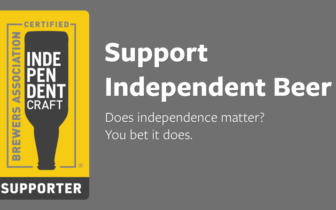 Support Independent Craft Beer